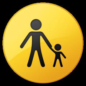 genitori figli e tv