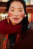 Platoul Tibetan, China