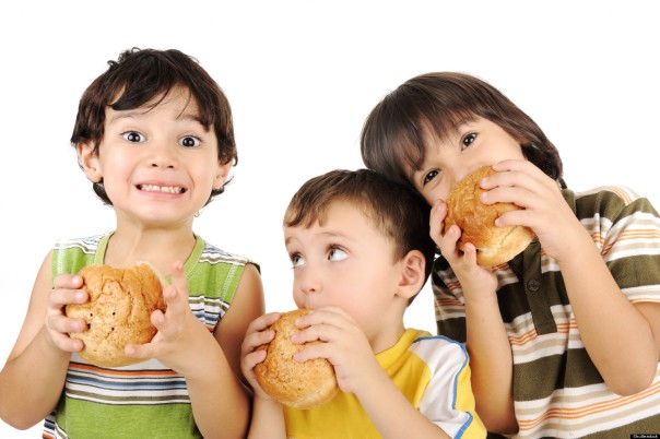 junk food kids